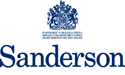 Logo: Sanderson (stof)